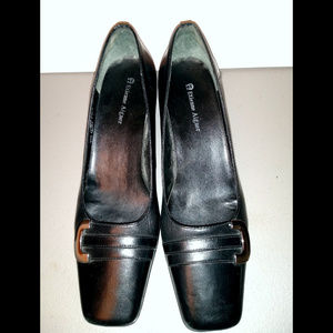 Aigner E-Mozart Black Dress Pumps - Size 8B